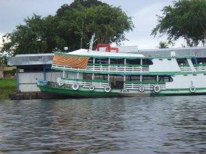 Barco Vale quem tem Maraã/tefé/maraã