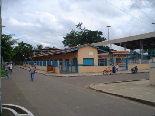 Praça de alimentação