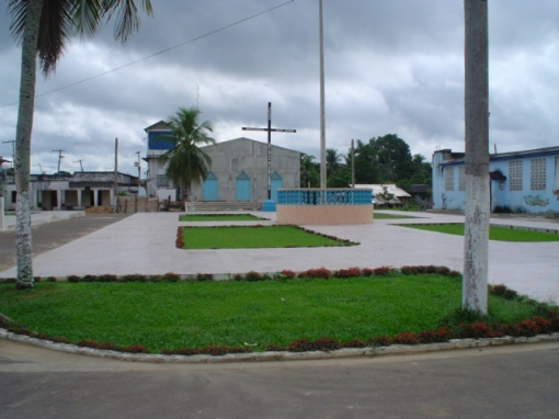 Praça de Maraã