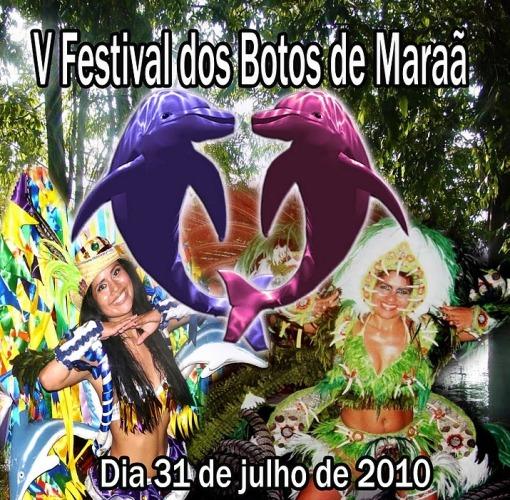 V FESTIVAL DOS BOTOS DE MARAÃ