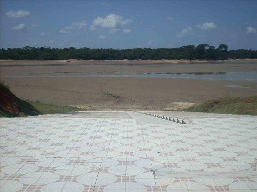 Orla de Maraã (seca)